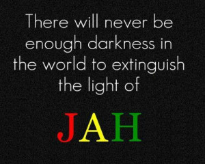 Rastafari. Jah bless.