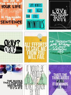 quotes green book books movie quotes inspiration tfios quotes green ...
