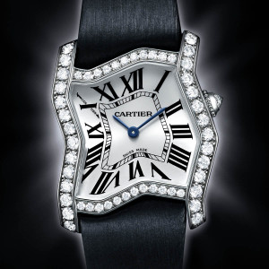 The Watch Quote: Photo - Cartier Tank Folle