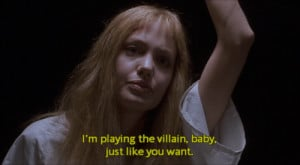 girl interrupted #angelina jolie #lisa rowe #Winona Ryder #susana ...