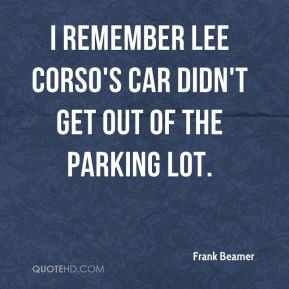 Parking lot Quotes