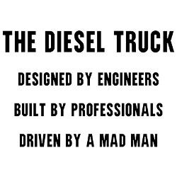 the_diesel_truck_rectangle_magnet.jpg?height=250&width=250&padToSquare ...