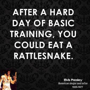 Basic Training Quotes