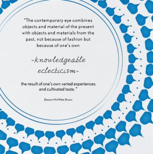 famous interior designer quote