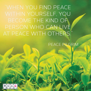 Find Peace within Yourself Quotes with Pictures