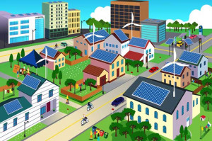 Taking whole streets (or villages) off the grid is likely to become ...