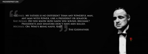 The Godfather Photo Font The Godfather Michael Corleone