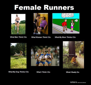 Funny Running Motivational Quotes