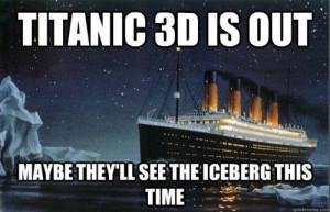 Funniest Titanic Memes
