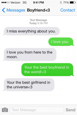 Adorable Adorable Boyfriends Texts, Boyfriend Girlfriend Texts, Texts ...
