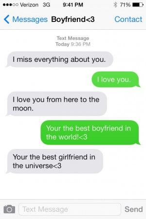 Adorable Adorable Boyfriends Texts, Boyfriend Girlfriend Texts, Texts ...