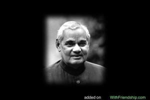 Atal Bihari Vajpayee, Former Prime Minister of India