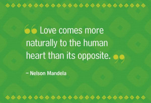 ... naturally to the human heart than its opposite.