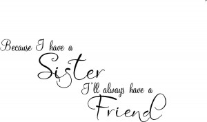 Sisters Quotes HD Wallpaper 18
