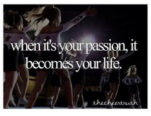 Cheerleading Quotes Inspiring Motivational Sayings Afraid