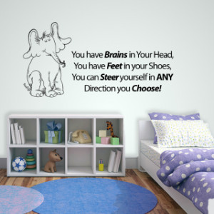 Horton Hears a Who Dr Suess Quote