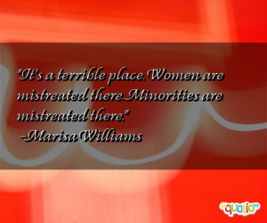 Mistreated Quotes