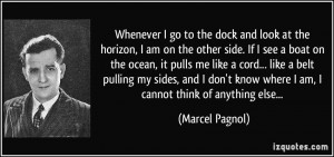 More Marcel Pagnol Quotes