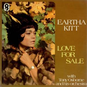 Eartha Kitt Love For Sale UK LP RECORD ST1026