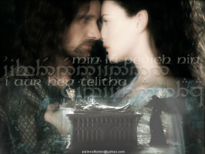 arwen and aragorn quotes