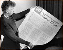 Eleanor Roosevelt / Women's Leadership in America History