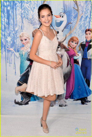 Bailee Madison Quot Frozen