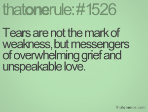 Grief Quotes For Loved Ones