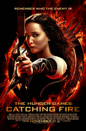 More Favorable Odds: THE HUNGER GAMES – CATCHING FIRE Film Review