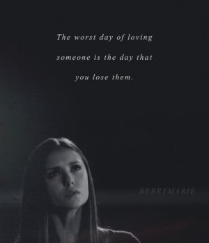 Elena Gilbert #The vampire diaries quotes #quotes #vampire #Nina ...