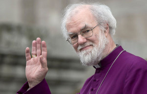 Rowan Williams, the 104th Archbishop of Canterbury, will be replaced ...