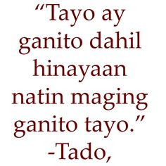 Tagalog Quotes Patama Sa Malalandi Pacute.com. pacute.com