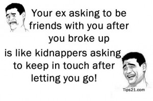 dealing with crazy ex girlfriends quotes