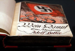 ... Hitler's autobiography 'Mein Kampf' ranks high in e-book sales