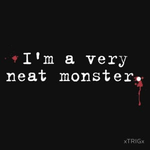 39 m a Monster Quotes