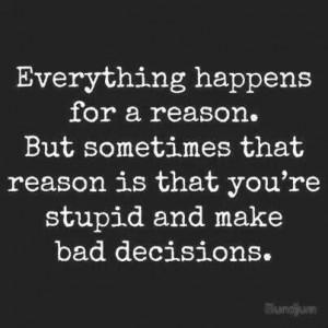 Mistakes happen .....