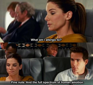 the proposal, funny movie quotes
