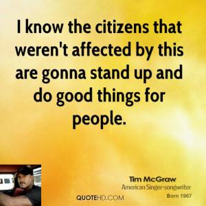 Tim Mcgraw Quotes