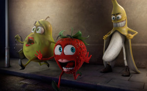 funny fruit wallpaper watermelon funny fruit wallpaper animated funny ...