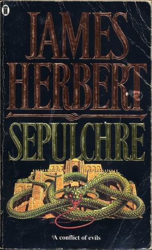 James Herbert - Sepulchre Apr 17, 2009 19:51:51 GMT