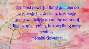 Famous Change Quotes