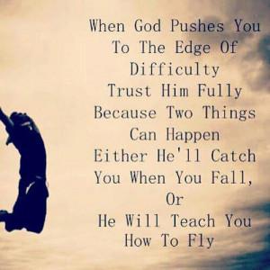 God Quotes : God Bless Us