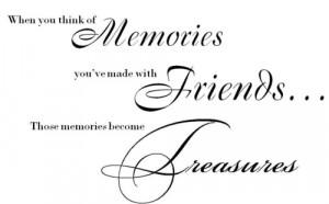 SWEET MEMORIES QUOTES