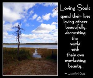 Soul Quote quot Loving Souls quot