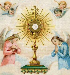 Inspiring Saint Quotes on the Eucharist