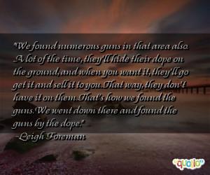 Famous Gun Quotes
