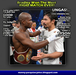 Knockout Manny Pacquiao...