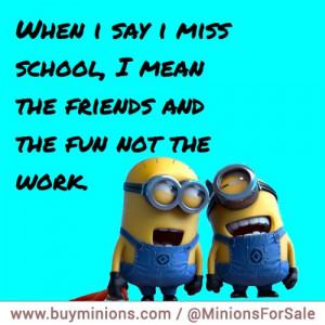 # school # schoolleaver by minion on march 17 2015 categories minion ...
