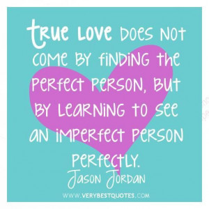 Not Finding The Right Person