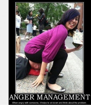 Best anger management method ever