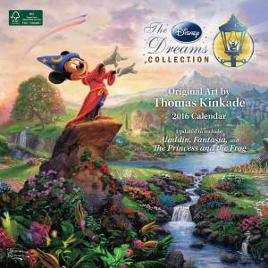Free Quotes Pics on: Thomas Kinkade Kinkade Disney Dreams Collection ...